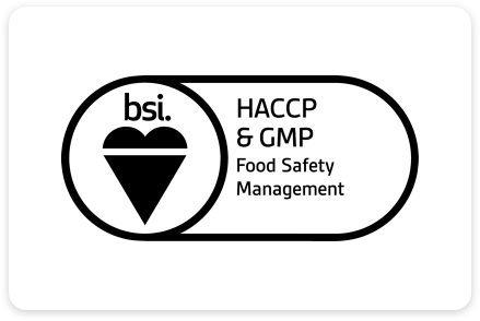 HACCP and GMP Certification