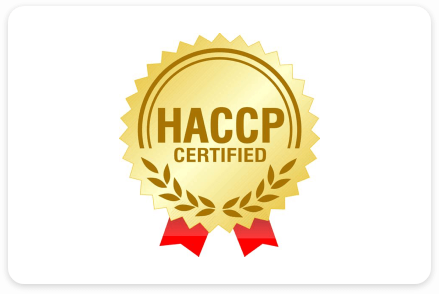 HACCP Certification - Europe